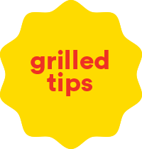 Grilled tips